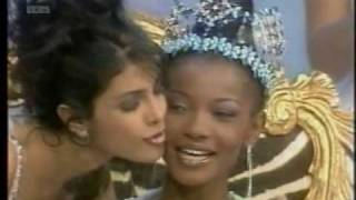 MISS WORLD 2001 Crowning