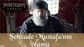 Şehzade Mustafa'nın ölümü - Death of Prince Mustafa (English Subtitle)