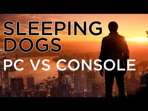 SLEEPING DOGS: PC vs Console