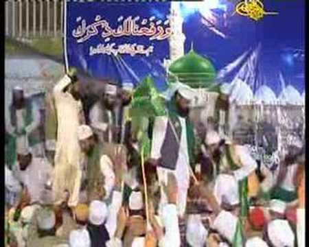 2* Sohna Noor Aaya Haqe- Syed Furqan Qadri  Part 1 video