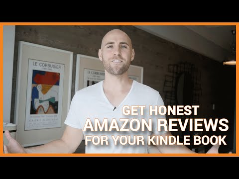 How To Get Honest Amazon Reviews For Your Kindle Book