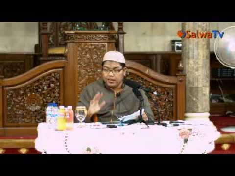 Sihir Halal Pemikat Suami Oleh:Ustadz Firanda Andirja,MA - Part 3