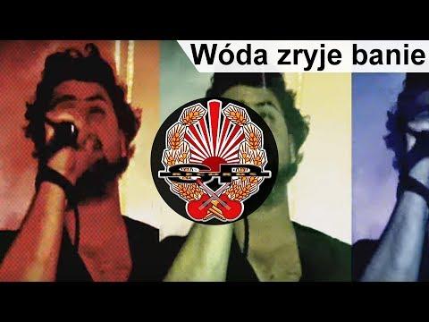 BRACIA FIGO FAGOT - Wóda Zryje Banie [OFFICIAL VIDEO]