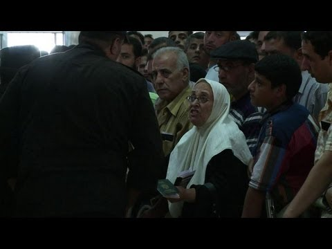 L'Egypte rouvre le passage de Rafah vers Gaza