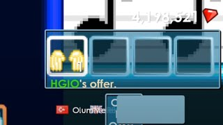 Growtopia - Buying Golden Angel Wings For...