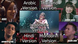 Meraih Bintang 5 Bahasa All Version Arab, Mandarin, Thailand, Hindi India, Indonesia