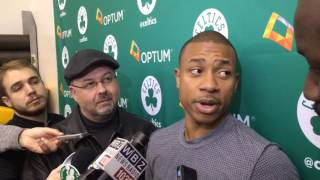 "Isaiah Thomas rips into Dennis Schroder over ""lie"""