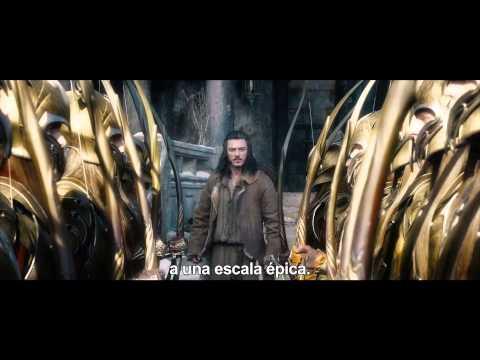 El Hobbit: La Batalla de los Cinco Ejércitos - 'Un viaje de 17 años' subtitulado en español