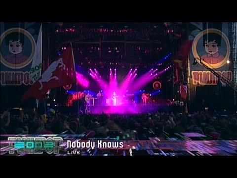 Live - Nobody Knows