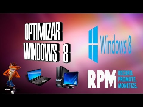 Optimizar Nuestro Windows 8 Facil Y Rapido