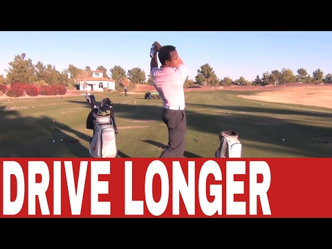 Tour Striker Tip - Hitting Your Driver Longer - Crack The Whip