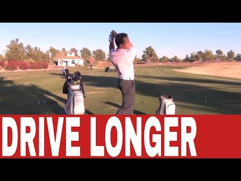 Tour Striker Tip - Hitting Your Driver Longer - Crack The Whip