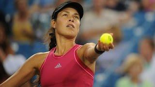 Ana Ivanovic vs Christina Mchale Cincinnati 2014 Highlights