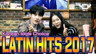 KPOP Idols pick their favorite latin hits!