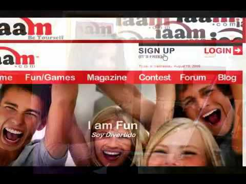 iaam.com is The Teen Entertainment and Life SKills Multimedia Network. ...