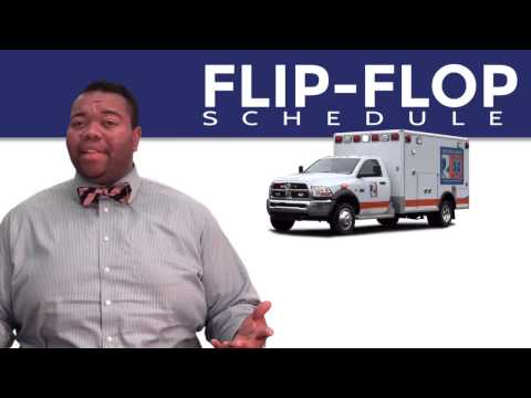 Randolph Community College - Flip-Flop Paramedic Classes
