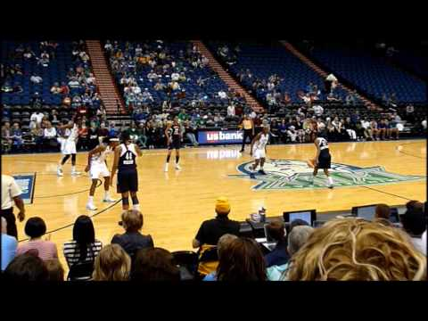 Connecticut Sun at Minnesota Lynx, Part 2 - Preseason - 5/21/2013