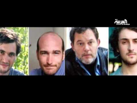 إطلاق سراح 4 صحفيين فرنسيين كانوا مختطفين في سوريا