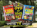 Award-Winning Kids DVDs on Fire Trucks Great Gifts for Child Video