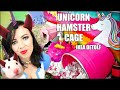 UNICORN HAMSTER CAGE Hamster Cage Tour mp3