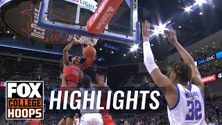 LJ Figueroa's career-high 28 points pace St. John's past DePaul | FOX COLLEGE HOOPS HIGHLIGHTS