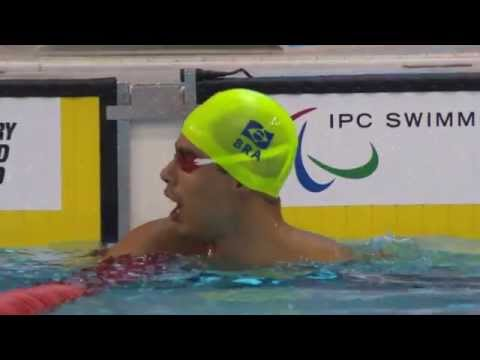 Men's 50m Freestyle S5 | Final | 2015 IPC Swimming World Championships Glasgow