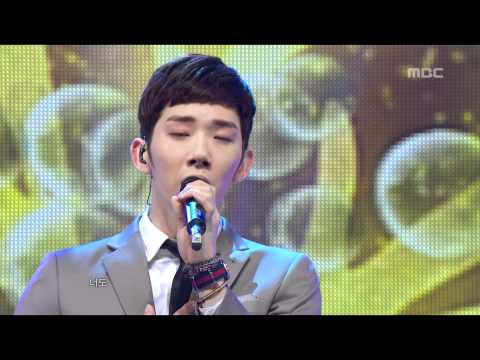 2AM - I Wonder If You Hurt Like Me, 투에이엠 - 너도 나처럼, Music Core 20120331
