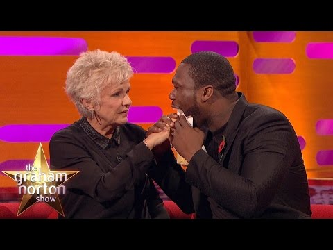 Julie Walters Feels 50 Cent's Tongue - The Graham Norton Show