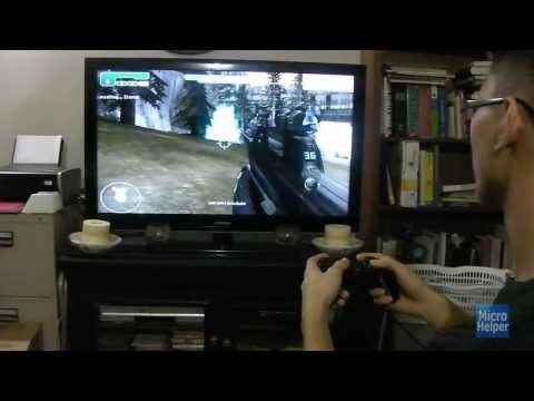 How to use a PS3 Controller with your PC