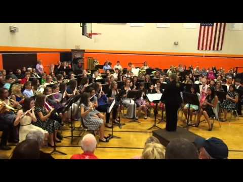 Call to Valor Sandwich Middle School Fall Concert