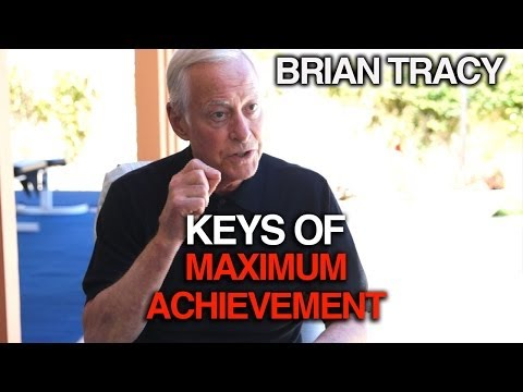 Maximum Achievement - Brian Tracy klip izle