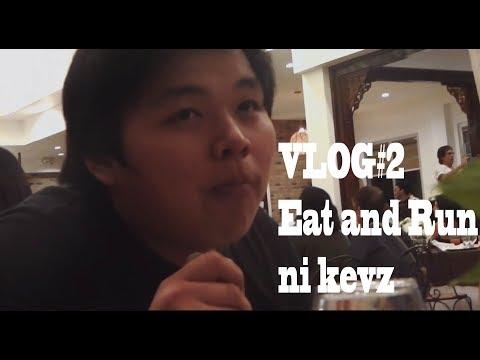 """""""Eat and Run sa Celebrity."""" Vlog#2"""