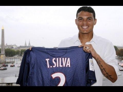 Thiago Silva arrives at PSG with Ligue 1 favourites under pressure