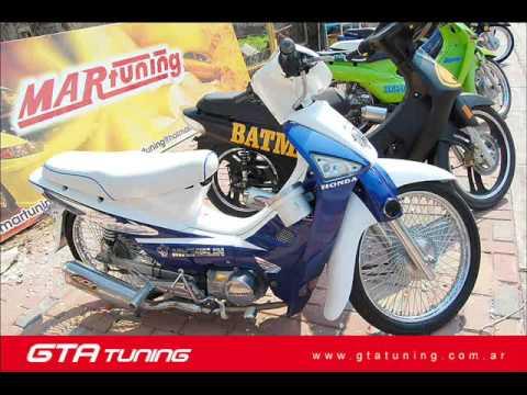 Maxi Tuning Motos Motos 110 Tuning