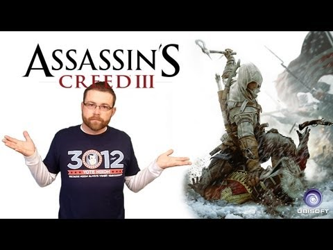Assassin's Creed III Review - ZGR