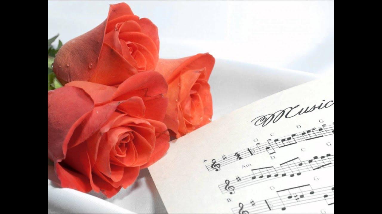 Музыкальное поздравление молодой девушке