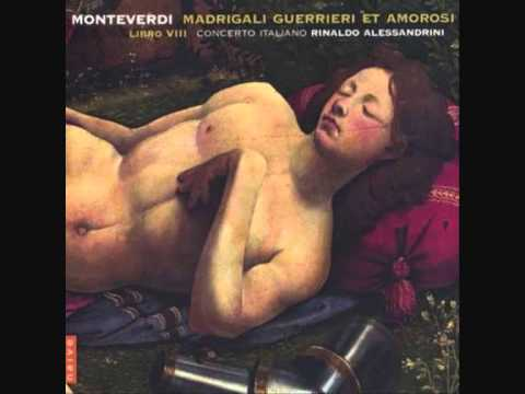 Монтеверди Клаудио - Se vittorie sì belle