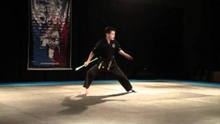 Jackson Rudolph Overall Weapons Grands at Lone Star Open 2011