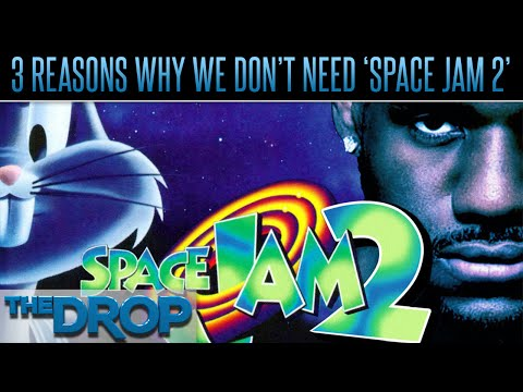 'Space Jam' Sequel w/ LeBron James - The Drop Presented by ADD