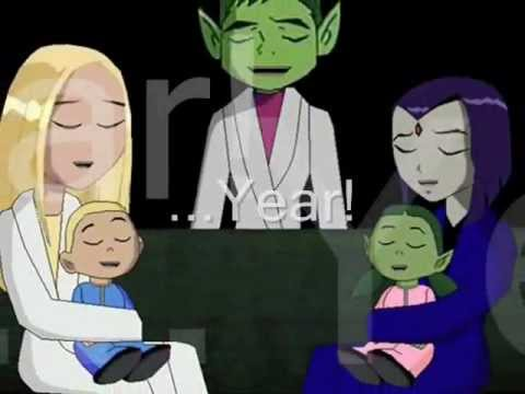 Beast Boy And Raven Have A Baby | 480 x 360 jpeg 18kB