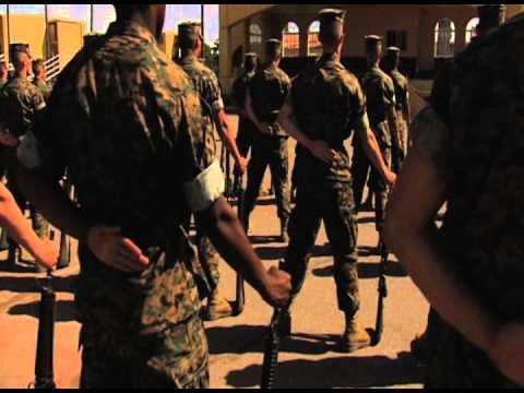 Marine Corps Boot Camp San Diego