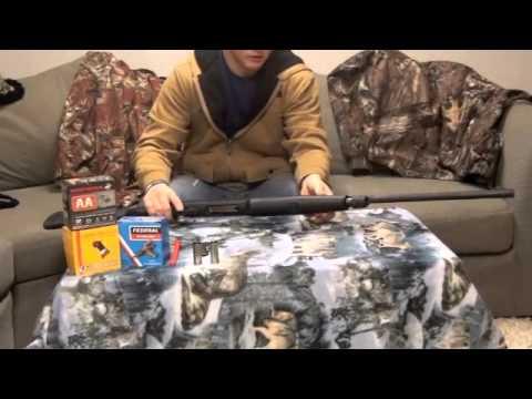Benelli Nova Pump Shotgun 12 gauge