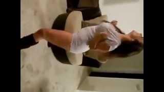 Sexy preteen dancing