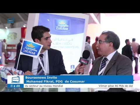 Bourse News invite Mohamed Fikrat, PDG de Cosumar
