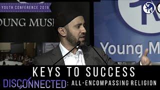 Keys To Success | Imam Khalid Latif | #YC2016