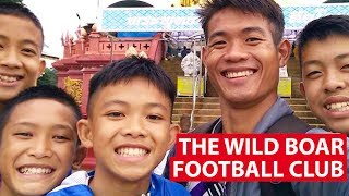 Tham Luang Cave Rescue: The Wild Boar Football Club | Talking Point | CNA Insider