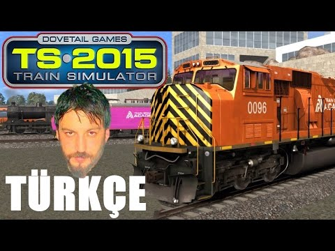 Train Simulator 2015 Türkçe | Kariyer Görevi