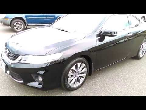 2015 Honda Accord Coupe EX-L w/ NAV, $25,500 (Bellingham, WA)