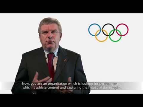IOC President Thomas Bach looks forward to closer relationship with IPC
