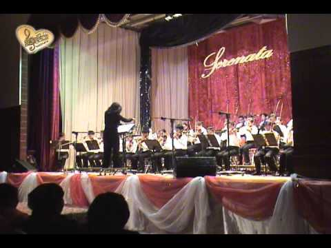 Serenata String Chamber Orchestra philippine Folk Songs Medley © 2011 video